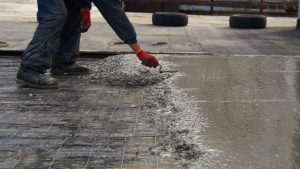 Installing concrete additions in Fresno, California