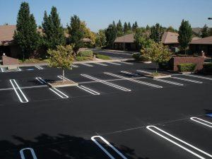 Parking Lot Paving & Repair